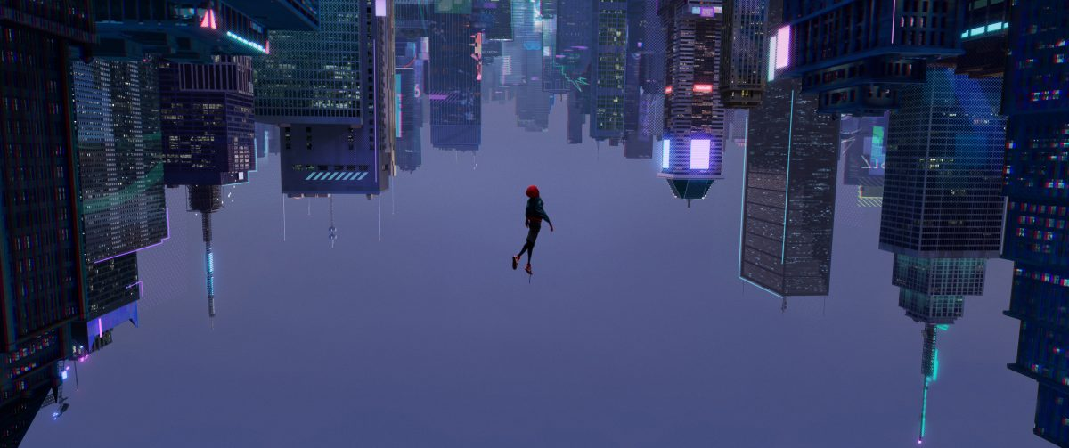 Critique de Spider-Man: Into the Spider-Verse