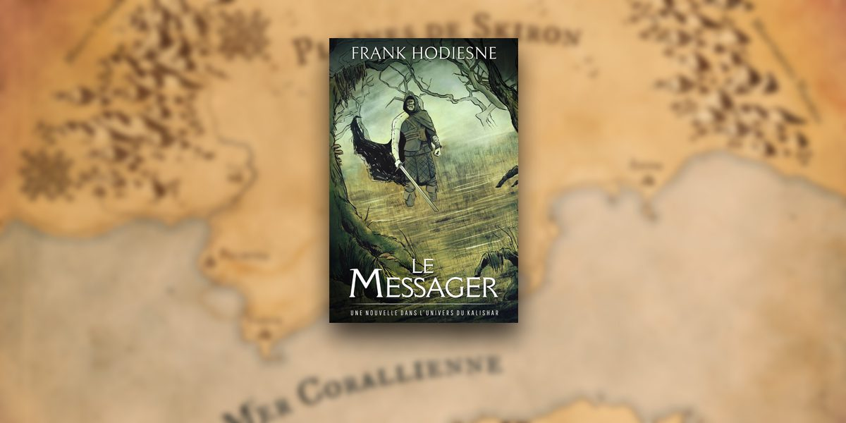 Sortie du Messager sur Amazon Kindle